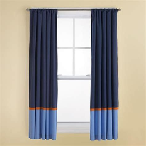 orange nursery curtains 1000 ideas about light blue curtains on pinterest cream