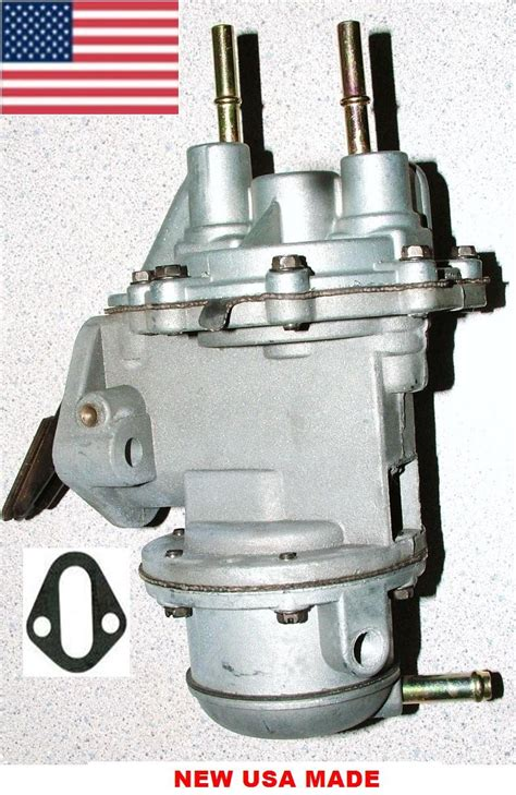 fuel vacuum pump ford falcon    mercury comet