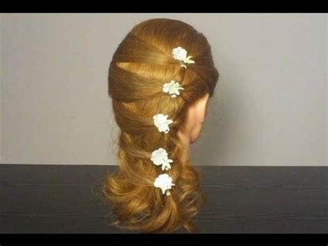 hairstyles download mp4 download быстрая прическа для длинных волос easy