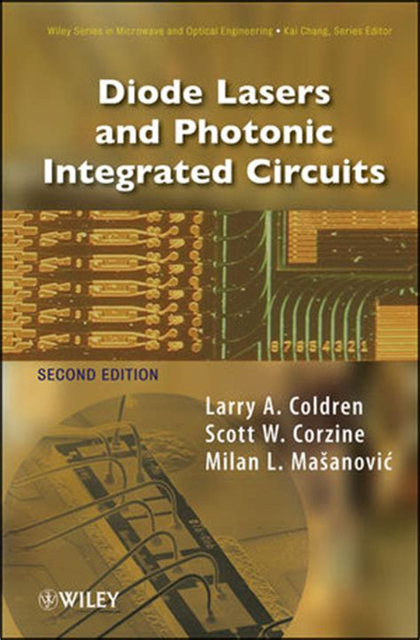 essentials of photonics second edition optical and quantum electronics books wiley diode lasers and photonic integrated circuits 2nd