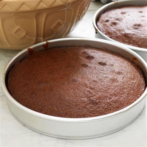 Simple Chocolate Cake Recipe | simple chocolate cake delicious magazine