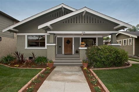 ca bungalow built 1917 exteriors tend to be wood shingle horizontal siding or stucco as well