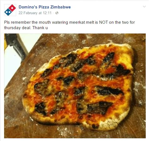domino pizza zimbabwe twitter 10 times domino s pizza zimbabwe s facebook page didn t