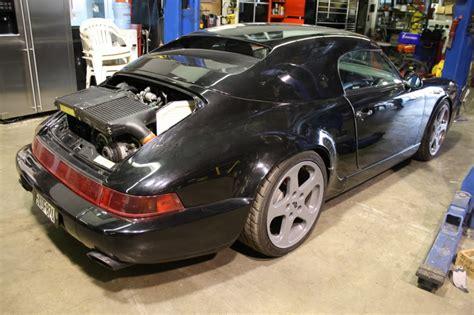 Porsche 993 Hardtop A 1994 911 964 Speedster Teamspeed