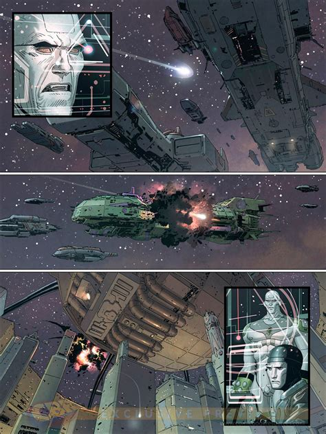 final incal 2 luz page 45 comic graphic novel reviews february 2015 week four page 45 comics graphic