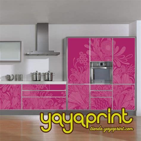 vinilos  armarios ideas  pinterest vinilos  puertas cocina de vinilo