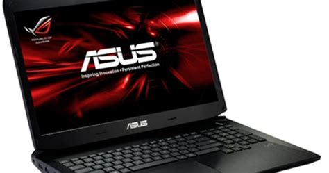 Asus Gaming Laptop G750jw asus g750jw specs notebook planet