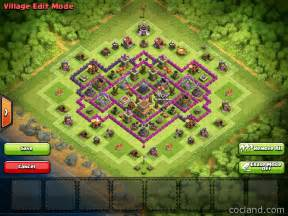 Th8 farming base airdrop features easy to get shield this base can