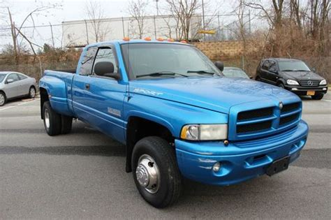 1999 dodge ram exhaust buy used 1999 dodge ram 3500 cab with goose neck and