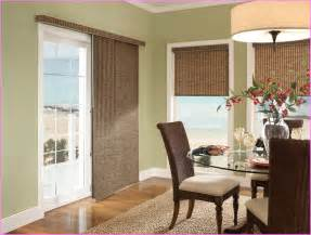 Window treatments for sliding patio doors home design ideas