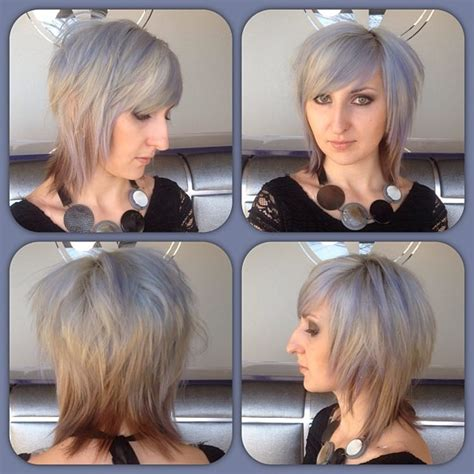 gray shag haircuts 20 best short shag haircut ideas designs hairstyles