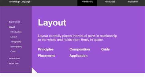 design language guidelines ibm design language for product design and development zymr