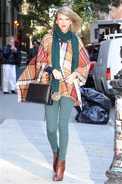 celebrity street style winter 2015 taylor swift street style 2015 teen vogue