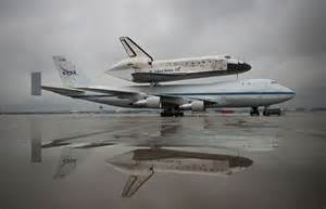 18 2012 space shuttle discovery mounted atop a nasa 747 shuttle