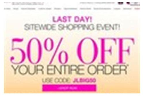 coupons for jessica london online