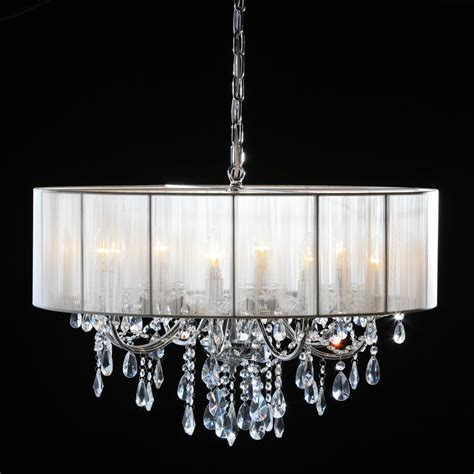 White Chandelier With Shades White Chandelier Uk 28 Images Snow White Chandelier Chandelier 5 Arm White Chandelier