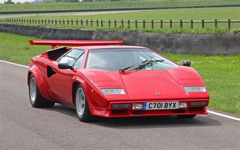 Lamborghini Contash Lamborghini Countach