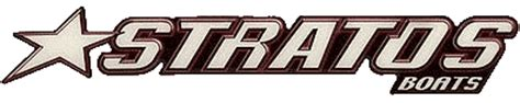 stratos boats logo stratos boat decals