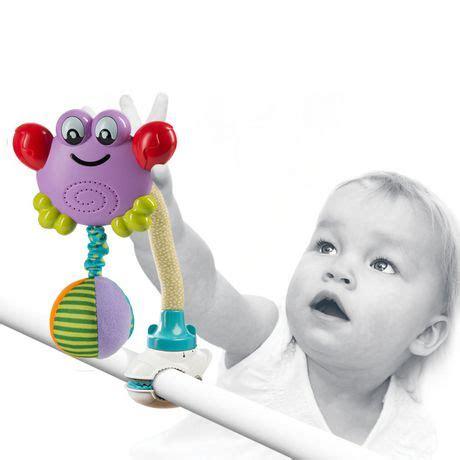 Crib Toys Walmart by Flex Crab Set Crib And Stroller Baby Toys