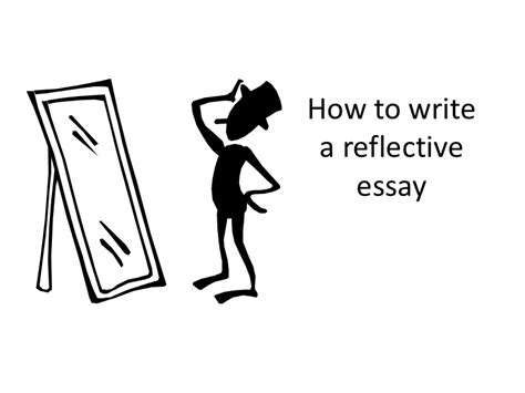 how to write a reflective paper exles how to write a reflective essay