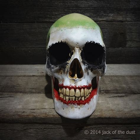 Kaos Skull Joker Lp joker skull skull of the dust by trt library