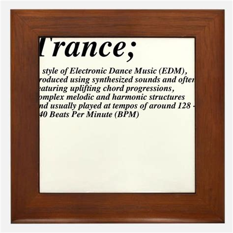 music trance definition trance framed art tiles buy trance framed tile cafepress