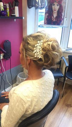 Hair Up Wedding Guest X by Wedding Guest Updo On Curly Hair Updo Hair