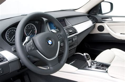 White Bmw With Interior by Bmw X6 White Interior Images