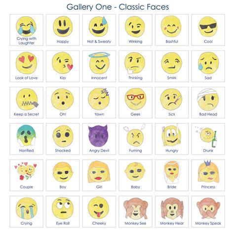 card emoji personalised emoji card by this is nessie