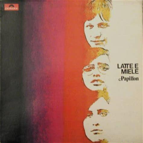 lette e miele obras maestras rock progresivo sinf 243 nico latte e