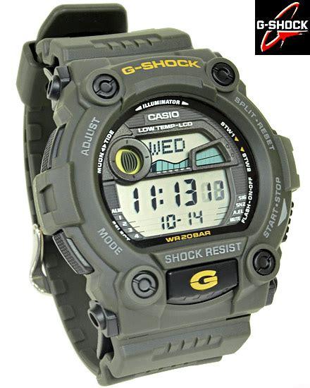 G Shock G 7900 3dr G Shock 楽天市場 カシオ casio g shock gショック ジーショック g 7900 3dr カーキ 男性用腕