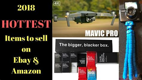 top products sold on ebay 2018 top items to sell on ebay for profit drones more