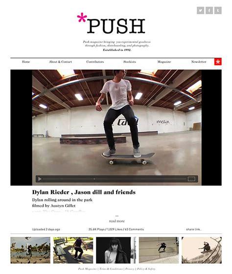 magazine layout lingo push magazine on the art institutes portfolios