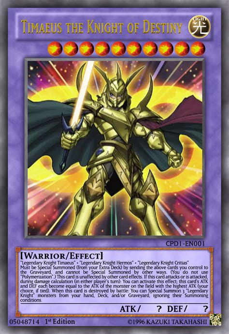 Yugioh Legendary Decks Atlantis Deck timaeus the of destiny yugioh ocg lq by yeidenex on deviantart
