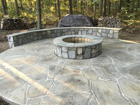 Fire Pits American Exteriors Masonry Www Firepits