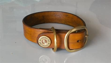Handmade Leather Collars And Leads - custom leather leashes and collars mangrumsnet