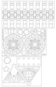 wheels pop up card template hiroko patterns kirigami will probably be to