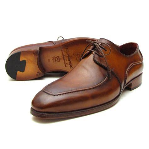 paul parkman shoes paul parkman derby shoes brown mensdesignershoe