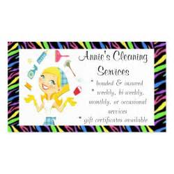 business cards for cleaning services cleaning services business card colour zazzle