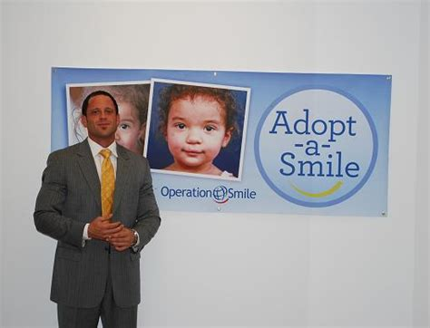 Turns Back On Operation Smile by Business Owner Brett Siler Gives Back By Personal