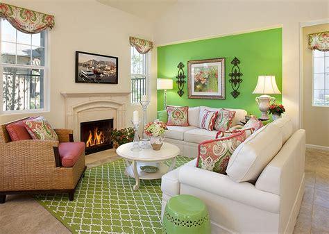 pink and green living room ideas feminine living rooms ideas decor design trends