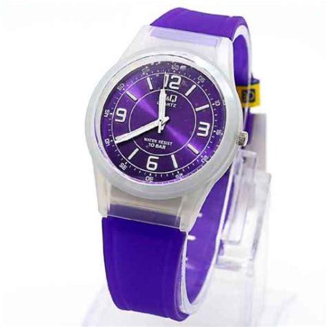 Tali Qq Original Mo64 jual jam tangan q q q 42 analog rubber