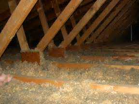 How To Insulate An Attic Ceiling by Energy Hog Attic Insulation 187 Sym Home