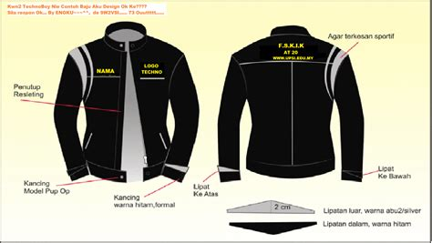 design baju it 9w2vsi hasil design baju tok at20