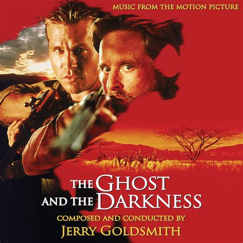 ghost soundtrack the ghost and the darkness expanded original motion picture soundtrack