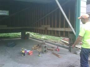 garage floors replacement goodmanson construction