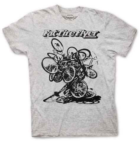 Tshirt Bontrager Hight Quality morv 233 lo retrobike tire flyer collaboration t shirt