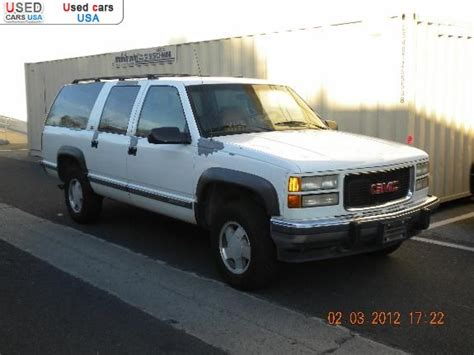 how things work cars 1994 gmc suburban 1500 electronic valve timing for sale 1994 passenger car gmc suburban long beach insurance rate quote price 3700 used cars