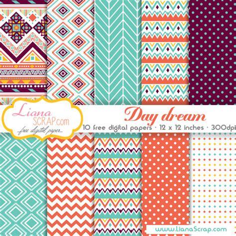 Home Design 3d My Dream Home by Free Digital Paper Pack Day Dream Set Lianascrap
