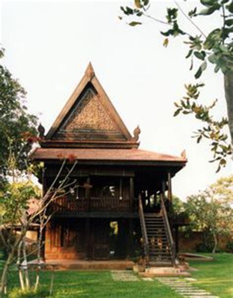 khmer house design khmer house design asian architecture pinterest thai house wooden houses and